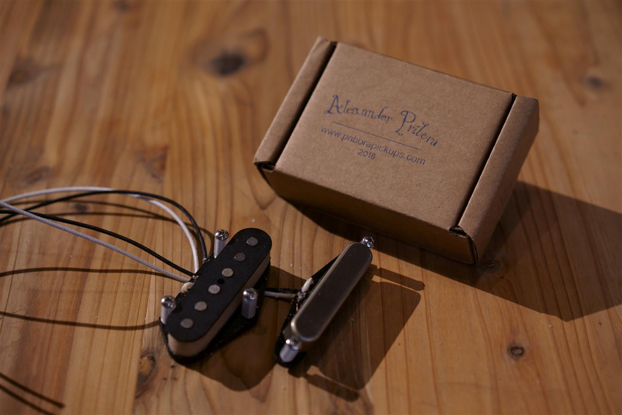 Alexander Pribora Blues Classic tele pickup set